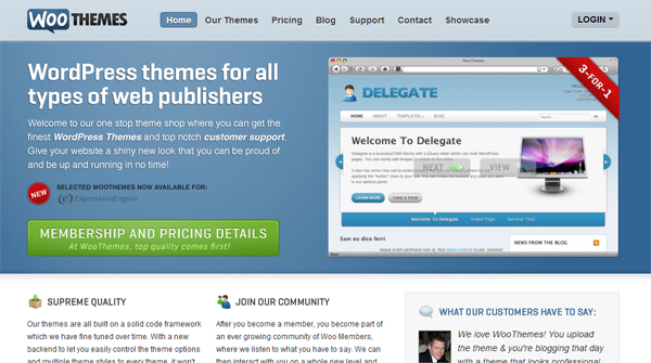 wp0005 Excellent Resources for Finding WordPress Themes