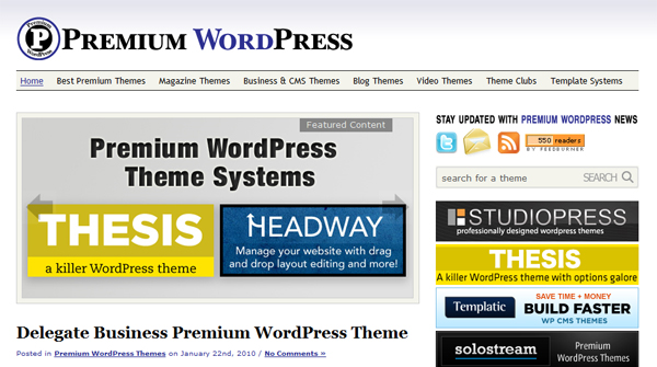 wp0011 Excellent Resources for Finding WordPress Themes