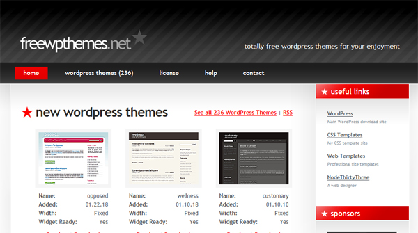 wp0018 Excellent Resources for Finding WordPress Themes