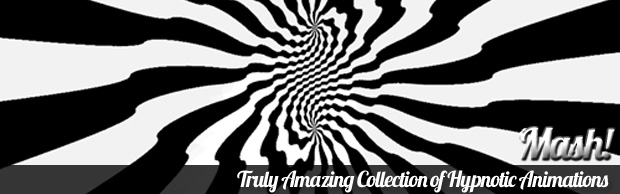 hypnotic animation Truly Amazing Hypnotic Animations