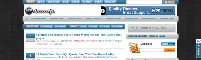 links10 Top 11 Sites to Submit Your Design Links