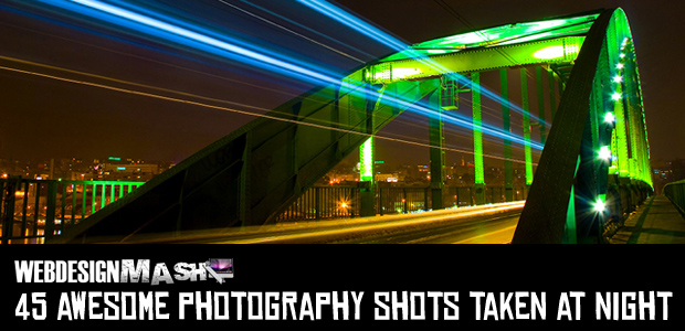awesome night photography The Best of Photos of the Week 2010