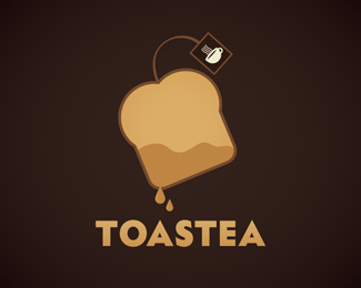 logofood35 Yummy! 56 Creative Logos Inspired by Food and Drink
