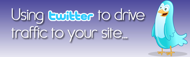 traffic1 Using Twitter to Drive Traffic to Your Site