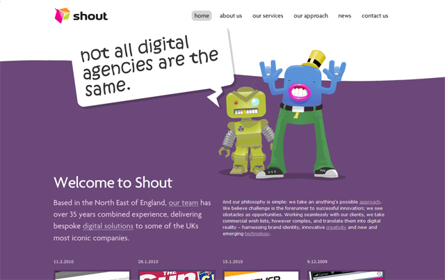 www50 Truly Inspired – Websites of the Week #5