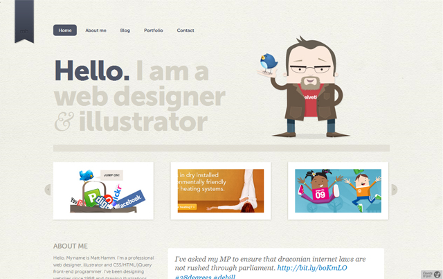 www58 Web Design Inspiration of the Week #6