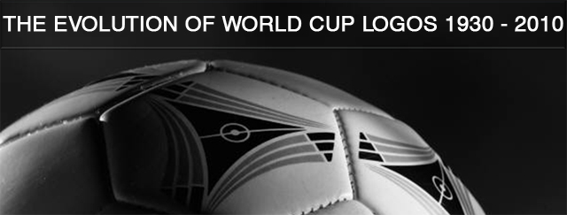 worldcup Evolution of FIFA World Cup Logos – 1930 to 2010