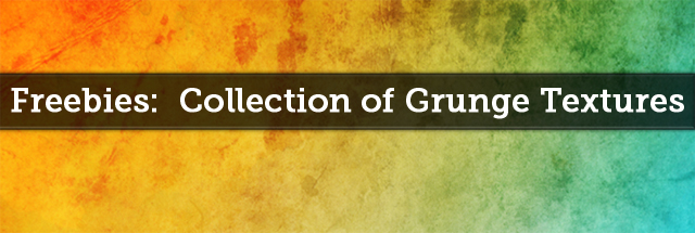 grunge Freebies: Collection of Grunge Textures