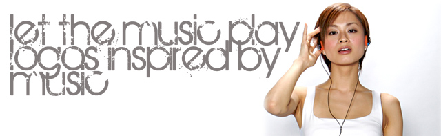 logos inpired by music1 Let the Music Play – Logos Inspired by Music