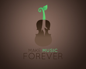 music logo36 Let the Music Play – Logos Inspired by Music
