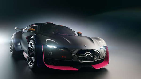 concept cars003 Beautifully Crafted & Designed Concept Cars