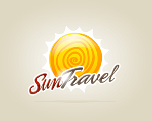 logos inspired by the sun 18 Sol Searching – 44 Logos Inspired by the Sun