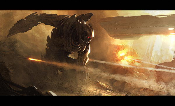 awesome robots 13 Rise of the Robots! – Awesome Robot Artworks