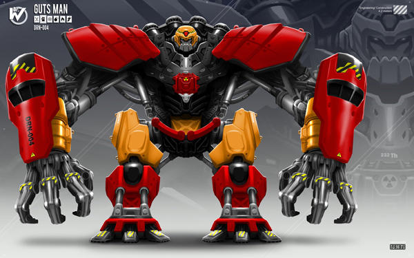 awesome robots 17 Rise of the Robots! – Awesome Robot Artworks