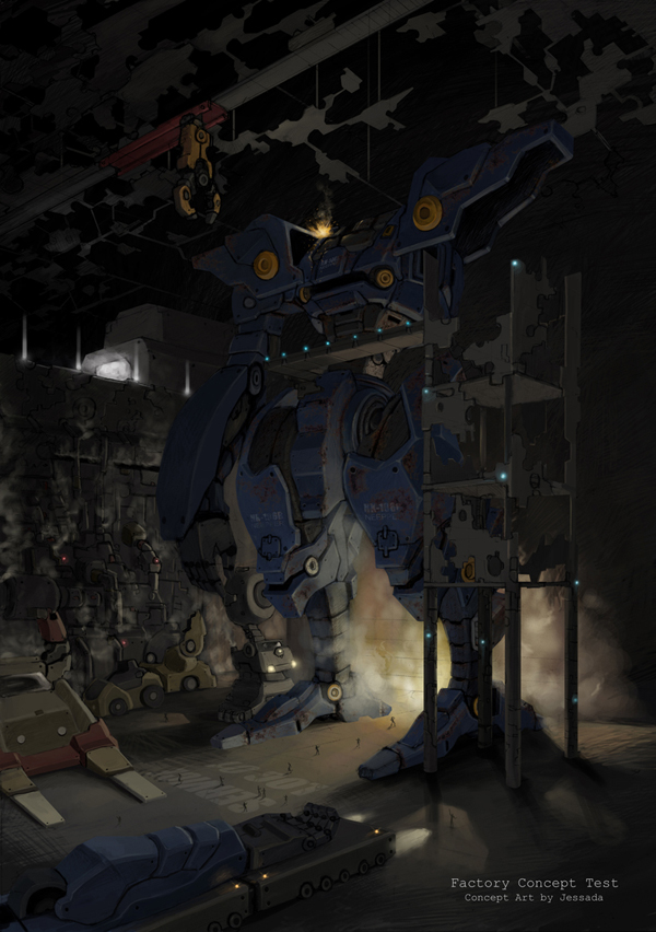 awesome robots 18 Rise of the Robots! – Awesome Robot Artworks