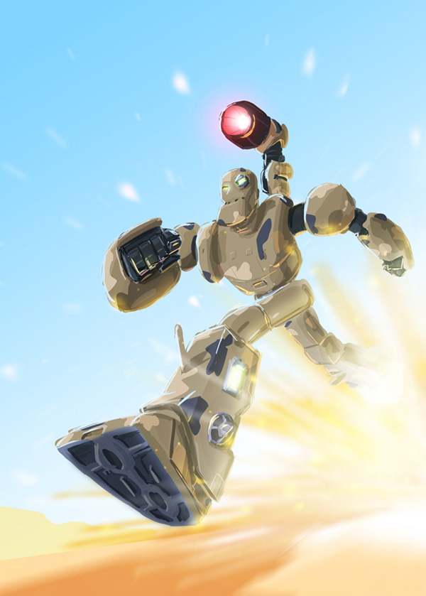 awesome robots 25 Rise of the Robots! – Awesome Robot Artworks