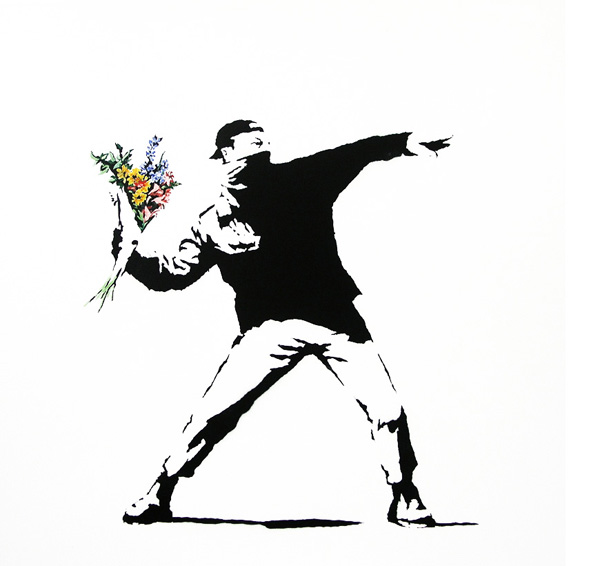 banksy graffiti art 21 The Graffiti and Street Art of Banksy