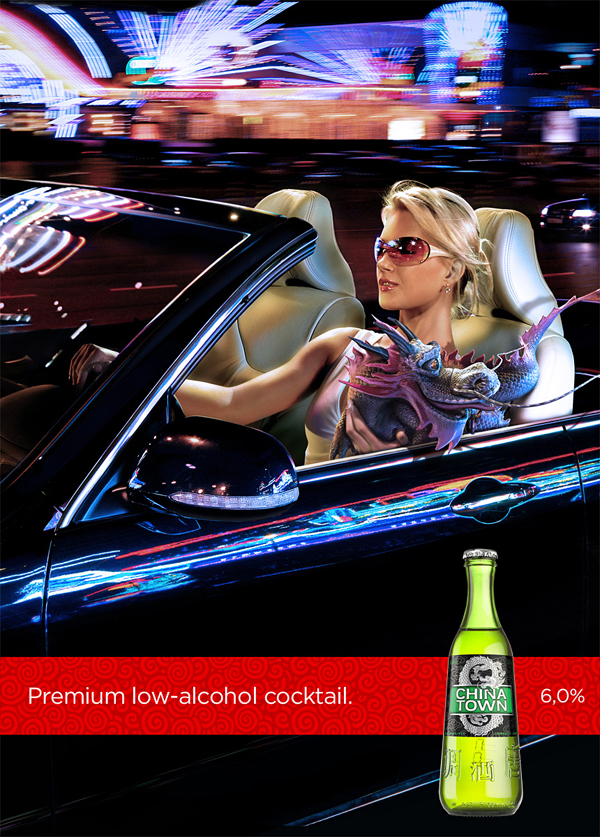 creative alcohol adverting 04 Cheers!  Creative Alcohol Beverage Advertising