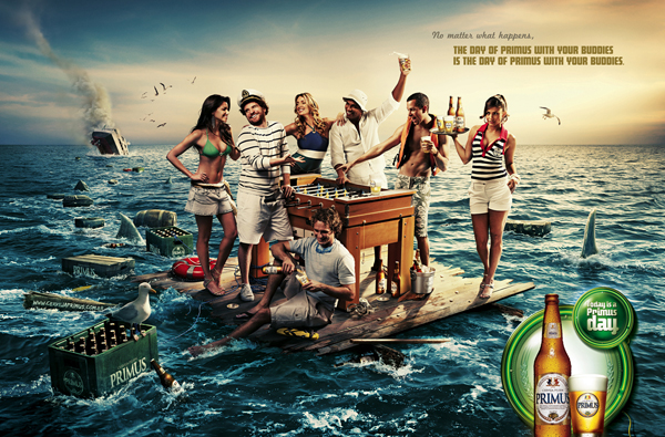 creative alcohol adverting 14 Cheers!  Creative Alcohol Beverage Advertising