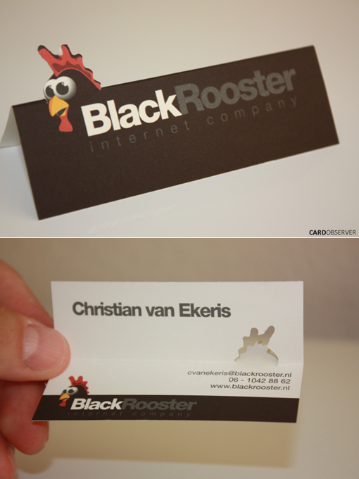 creative business card 39 60 Stylish and Innovative Business Cards
