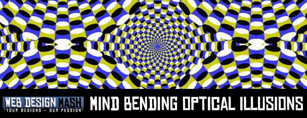 mind bending optical illusions Truly Amazing Hypnotic Animations