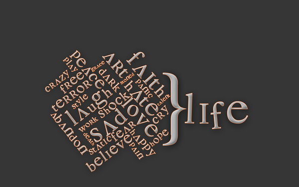 typography wallpaper 08 I Love Typography Wallpapers   37 Free Downloads