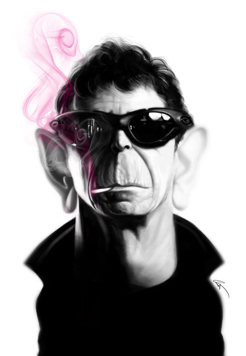 amazing caricatures 02 Amazing Celebrity Caricatures by Marco Calcinaro