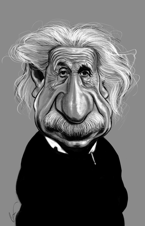 amazing caricatures 15 Amazing Celebrity Caricatures by Marco Calcinaro
