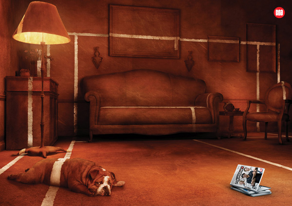 creative games toys ads 16 Creative Games & Toy Advertising