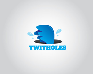 logos inspired by twitter 22 Tweeting Good Logos Inspired by Twitter