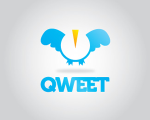 logos inspired by twitter 23 Tweeting Good Logos Inspired by Twitter