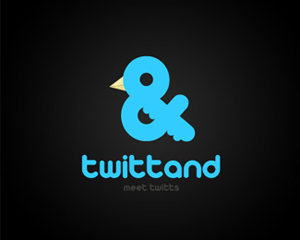 logos inspired by twitter 25 Tweeting Good Logos Inspired by Twitter