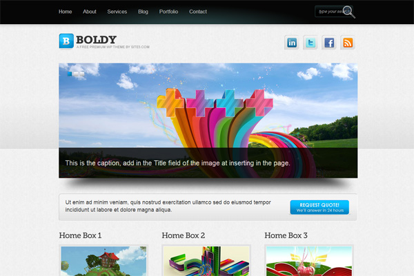 20 Quality Free & Premium Wordpress Themes for 2011