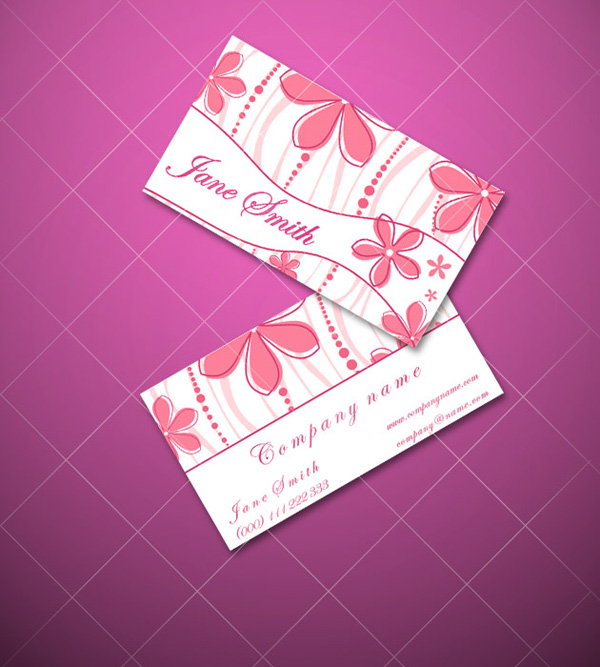 business card templates 04 20 Free Awesome Business Card Templates