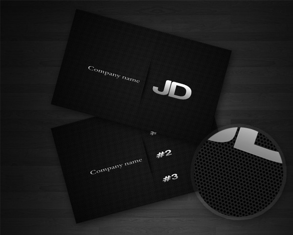 business card templates 06 20 Free Awesome Business Card Templates