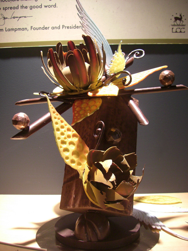 fantastic chocolate art 14 Yummy and Fantastic Chocolate in Art & Sculptures