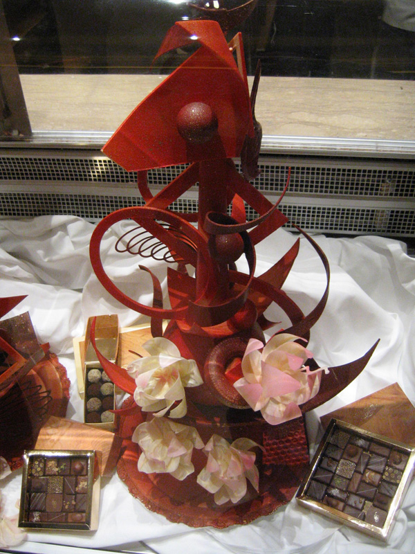 fantastic chocolate art 18 Yummy and Fantastic Chocolate in Art & Sculptures