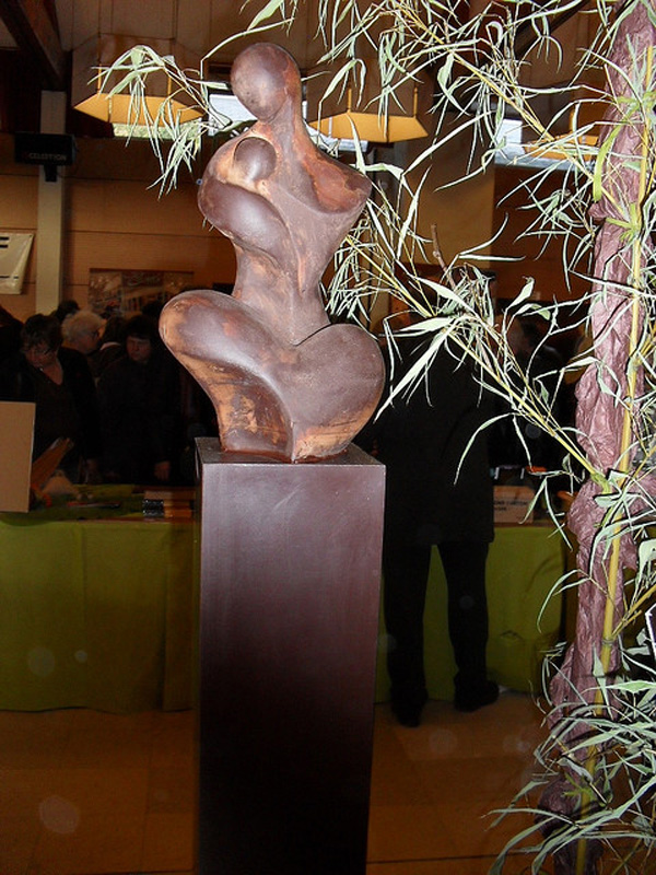 fantastic chocolate art 29 Yummy and Fantastic Chocolate in Art & Sculptures