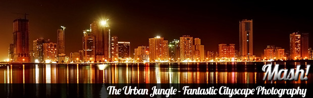 cityscape photography The Urban Jungle   Fantastic Cityscape Photography