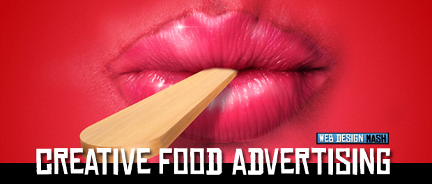 advertisements for food. The food industry is a