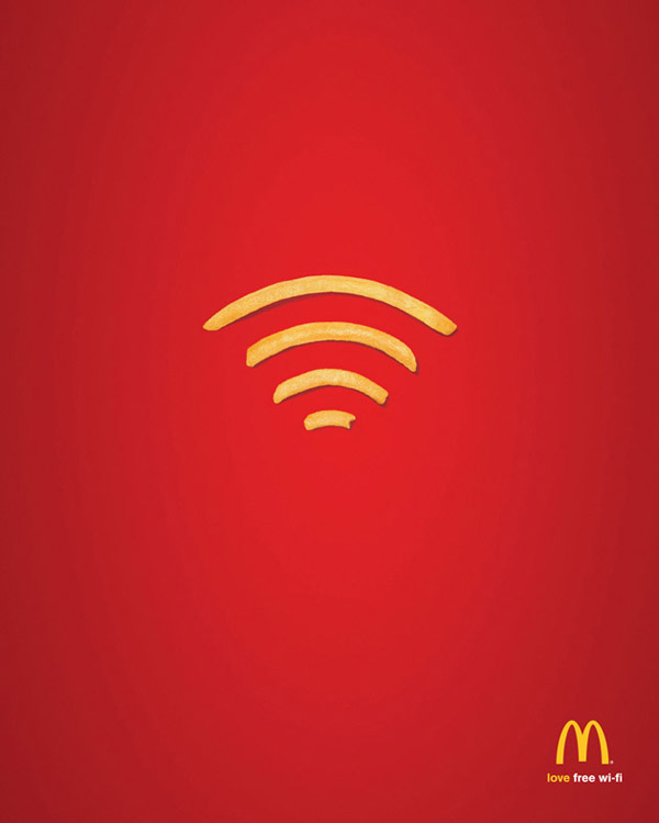 delicous food ads 27 Creative Food Advertising (Reboot)