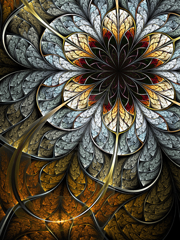 stunning fractal 010 Stunning Examples of Fractal Art