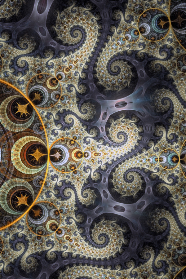 stunning fractal 019 Stunning Examples of Fractal Art