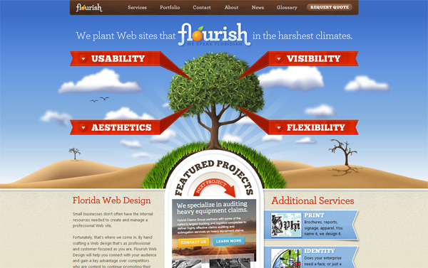 wotw 020 Our Fave Web Designs of the Week No.22