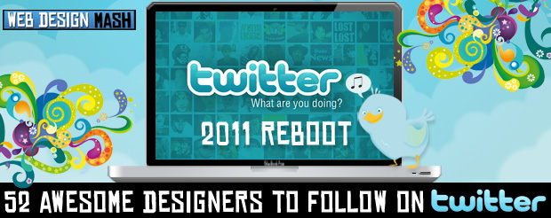 awesome designers twitter 2 52 Awesome Designers to Follow on Twitter (2011 Reboot)