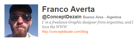 designers to follow 10 52 Awesome Designers to Follow on Twitter (2011 Reboot)