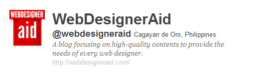 designers to follow 27 52 Awesome Designers to Follow on Twitter (2011 Reboot)