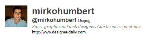 designers to follow 53 52 Awesome Designers to Follow on Twitter (2011 Reboot)
