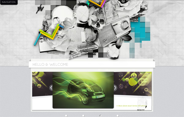 wotw 041 Our Fave Web Designs of the Week No.25