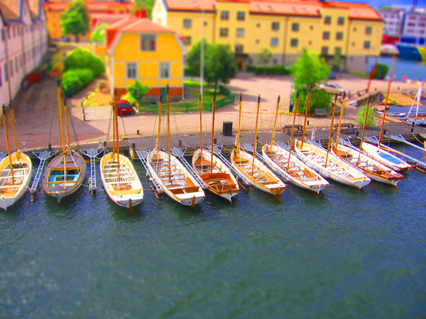 tilt shift photography 27 Life in Miniature   38 Stunning Shots of Tilt Shift Photography